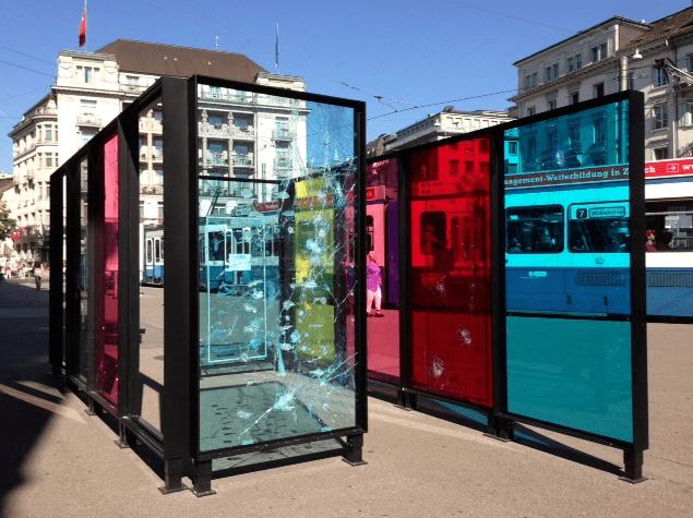 Art in Paradeplatz