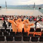 Orange Open air cinema in Zurich