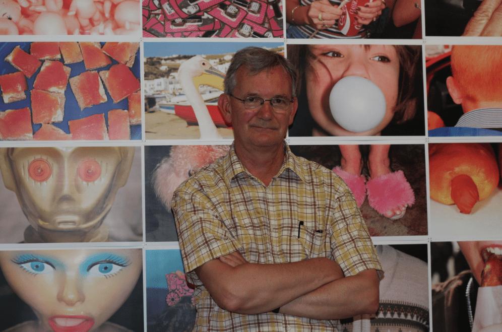 Martin Parr at Museum fur Gestaltung