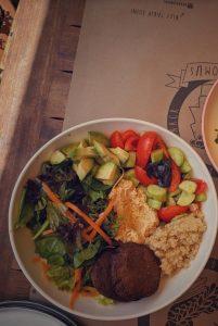 Food bowl Foodie Hot Spots in Kas Turkey