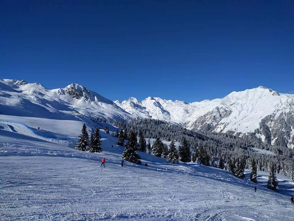 Skiing in the Ratchings-Jaufen Resort South Tyrol Italy