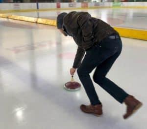 Curling and Eisstockschiessen in Leysin
