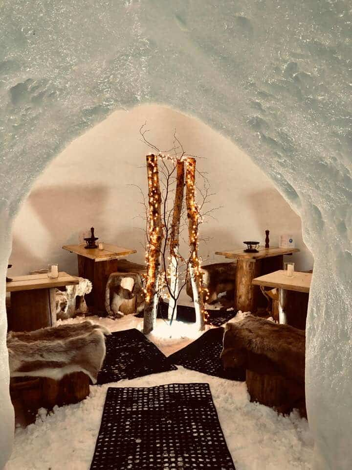 Igloo restaurant - Top Things To Do In Leysin Switzerland