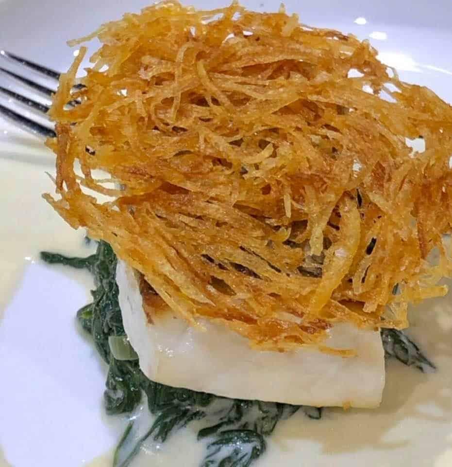 Fish dish - Hublot Art of Fusion