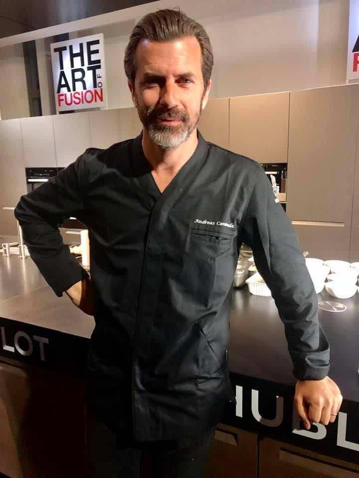 Andreas Caminada at Hublot: The Art Of Fusion
