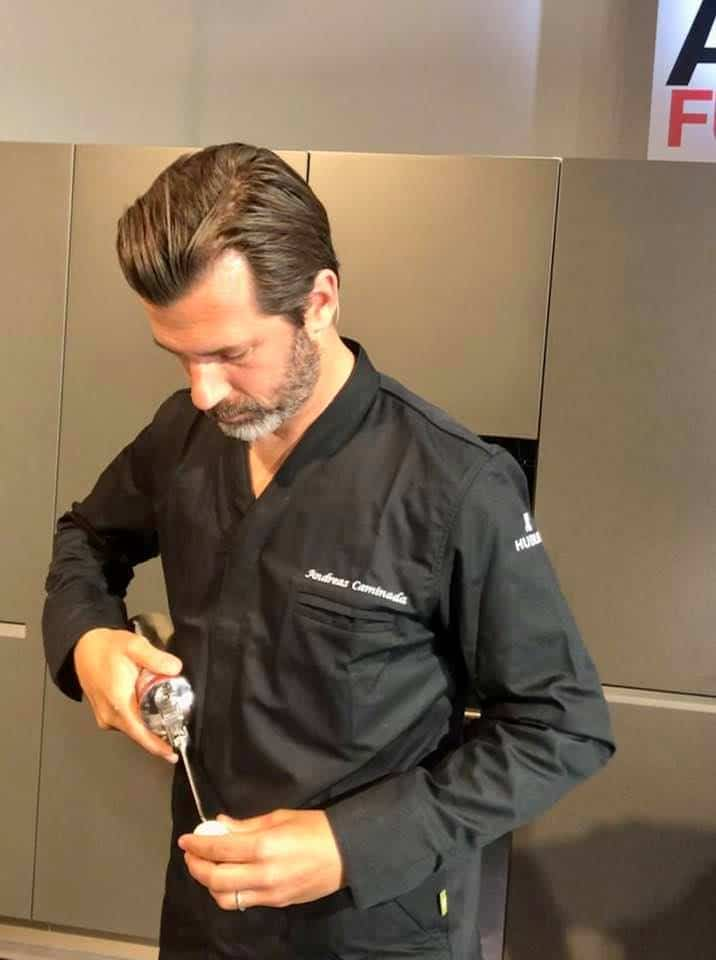 Hublot: The Art Of Fusion with Andreas Caminada