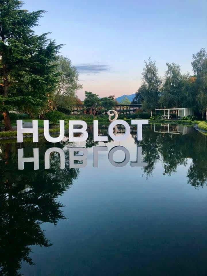 Hublot: The Art Of Fusion at Enzo Enea park Rapperswil