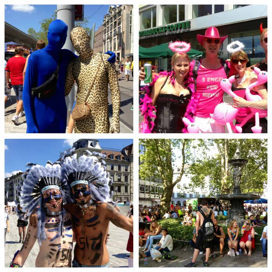 Street Parade Photos 2013