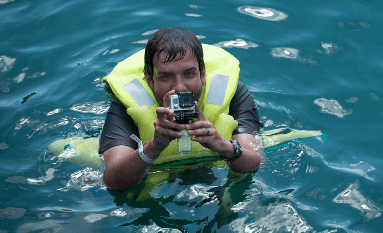 Limmat Swim 2013 © Geoff Pegler