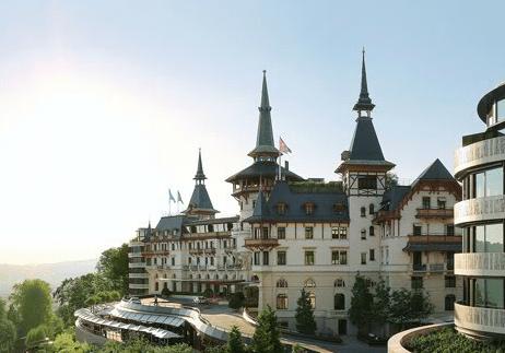 Hotel Dolder Grand Zurich