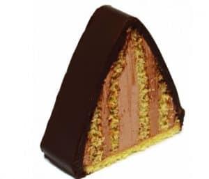 Sprunglis Matterhorn Slice cake