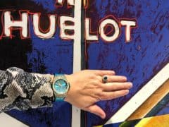 New Look Hublot Boutique in Bahnhofstrasse Zurich