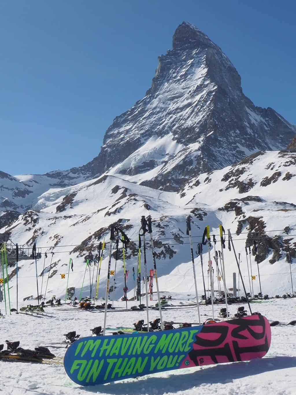 Fascinating Facts about the Matterhorn Zermatt