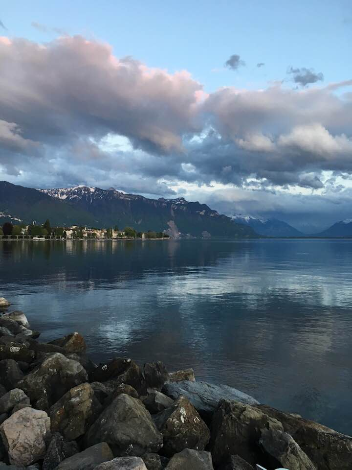 Lake Geneva - top things to do in vevey