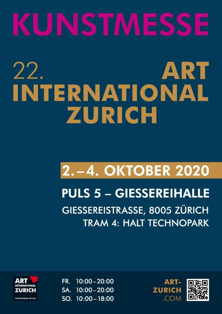Art International 2020 Zurich
