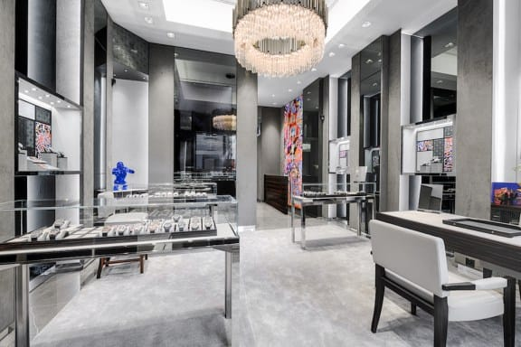 New Look Hublot Boutique in Bahnhofstrasse