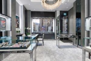 New Look Hublot Boutique in Bahnhofstrasse