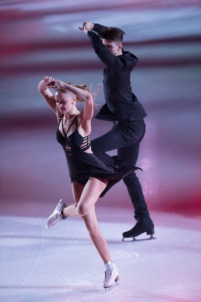 First Night Highlights - Art On Ice Zurich 2019