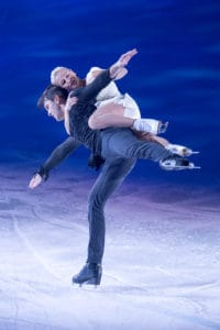 Maxim Trankov & Tatiana Volsovar Art On Ice Zurich 2019