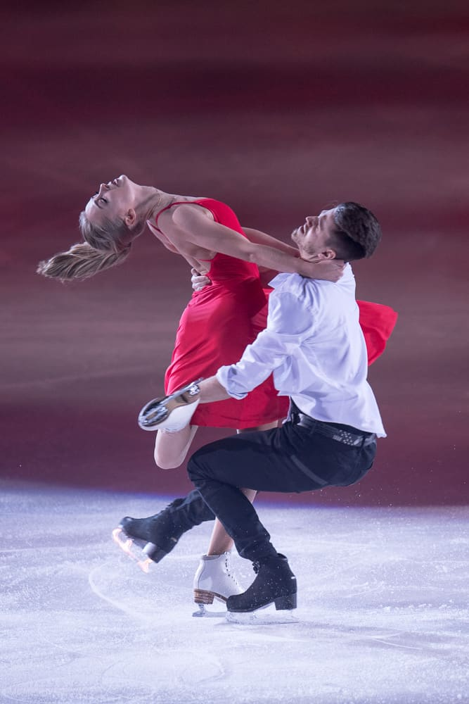 Art On Ice 2019 Zurich