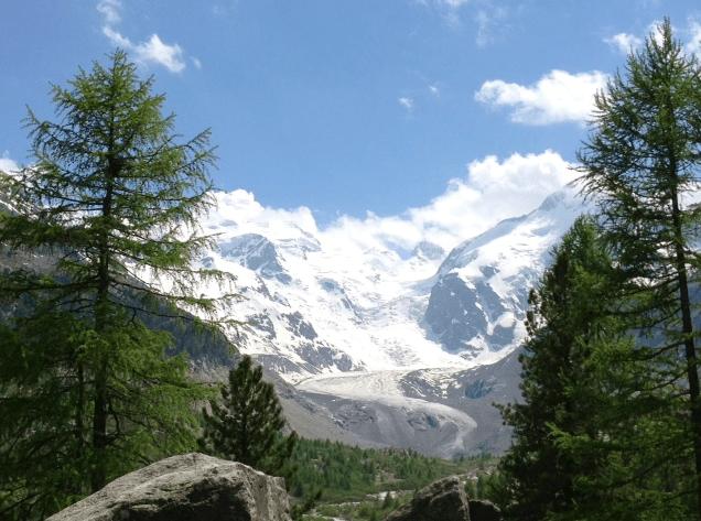 Swiss Mountains © NewInZurich.com