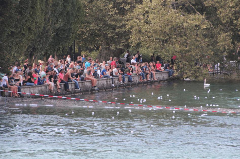 Duck Race Zurich 2013 © NewinZurich.com