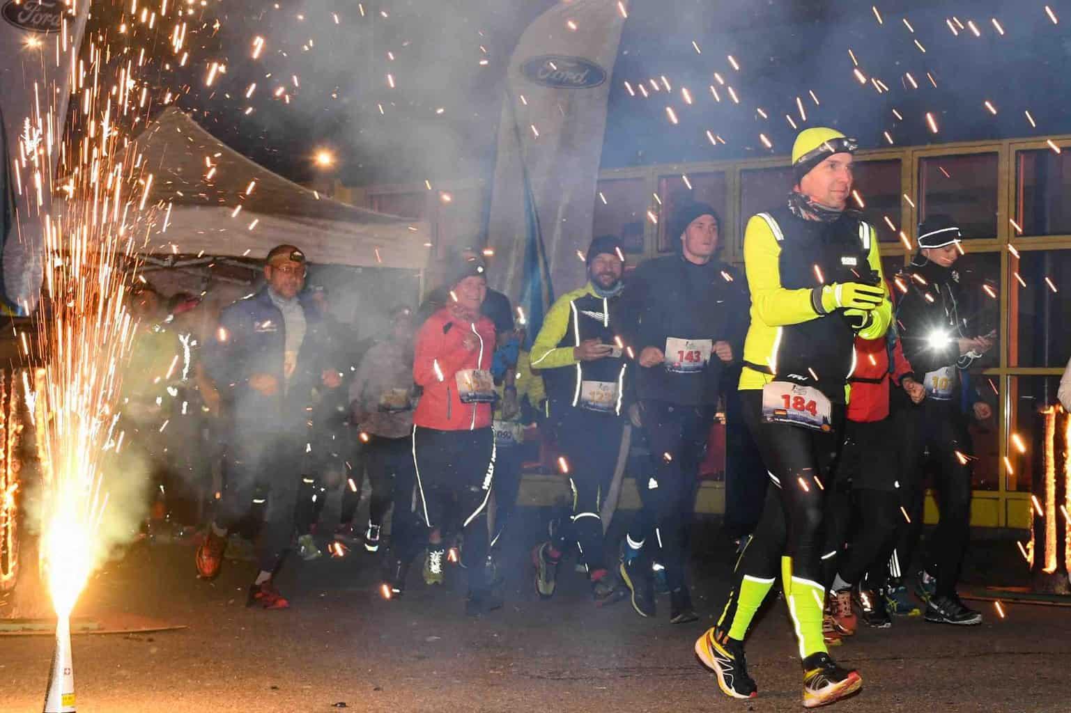 New Year Marathon Zurich -Neujahrsmarathon Zürich