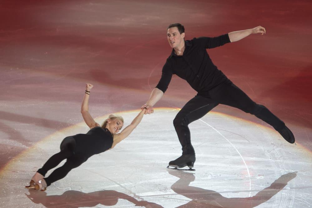 Aljana Savchenko & Bruno Massot