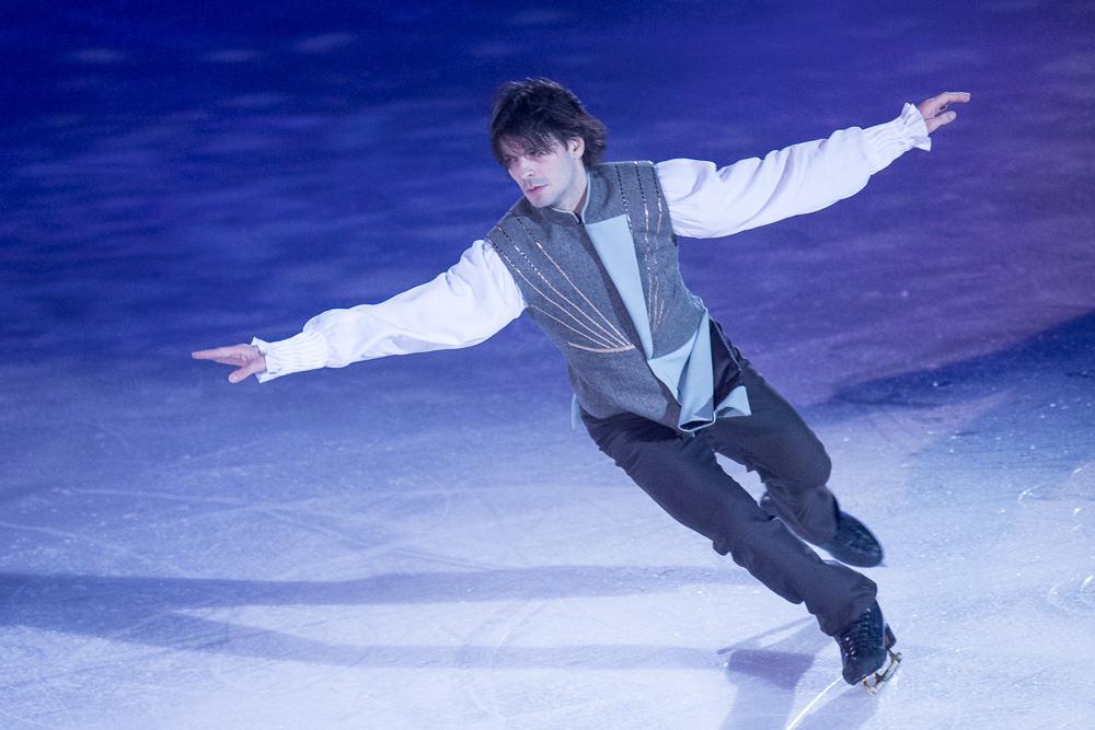 Stephane Lambiel Art On Ice 2019
