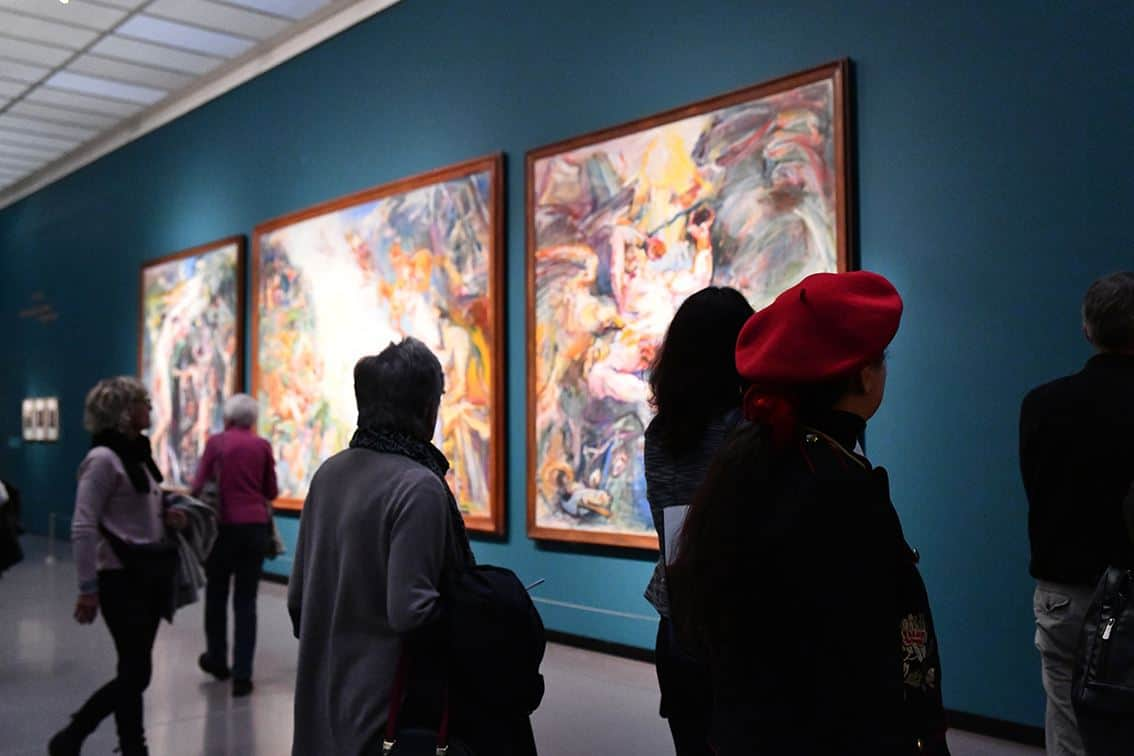Open Day at Kunsthaus Zurich - Free Entrance For All