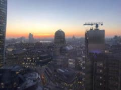 The New Roof Garden in London  – The Garden at 120 Fenchurch Street