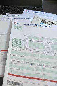 Martin Beiner Experienced Tax Consultant in Zurich