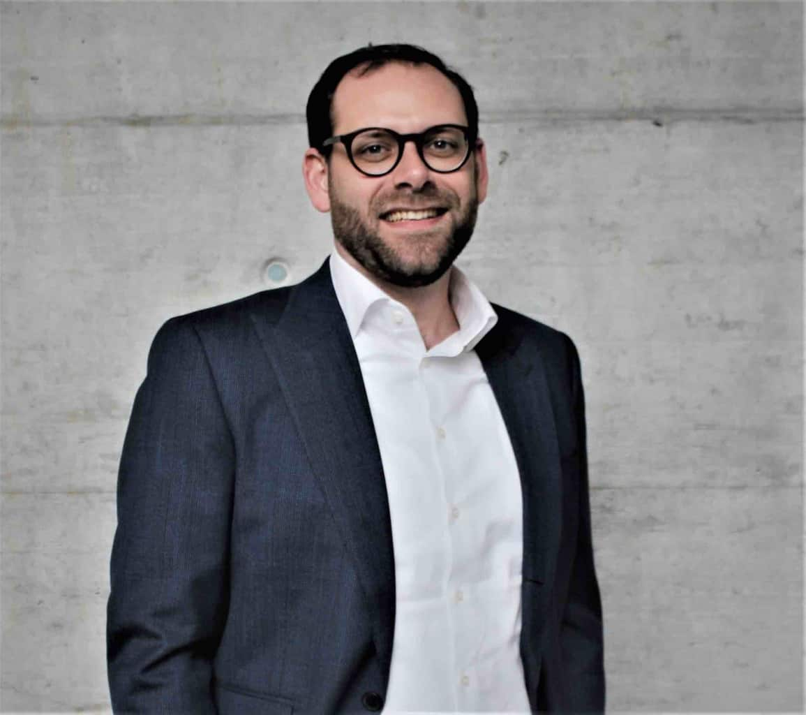 Martin Beiner Experienced Tax Consultant in Zurich