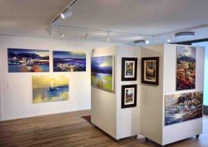 Art In And Around Zurich: PHM Art Gallery Egg