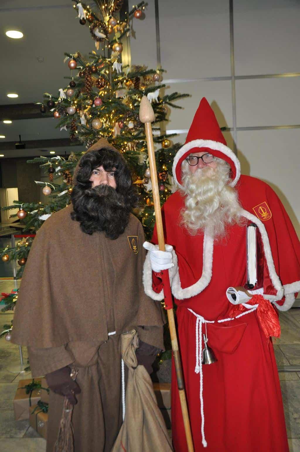 Samichlaus Day - 6th December - Samichlaus in Zurich