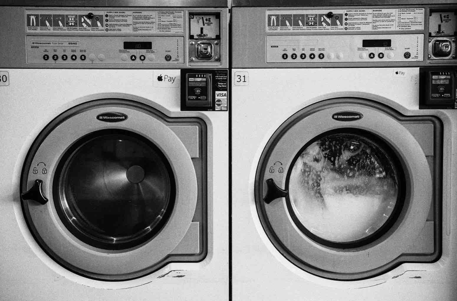 The Truth About Swiss Laundry Rooms!