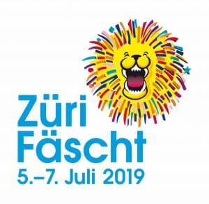 Züri Fäscht 2019 Zurich Switzerland