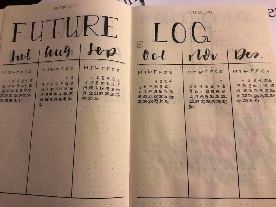 Creative Bullet Journaling with Faber Castell in Zurich