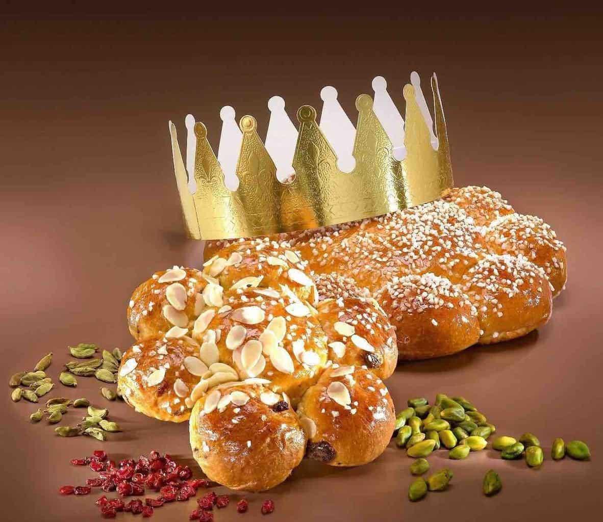 Confiserie Honold Dreikönigstag cake
