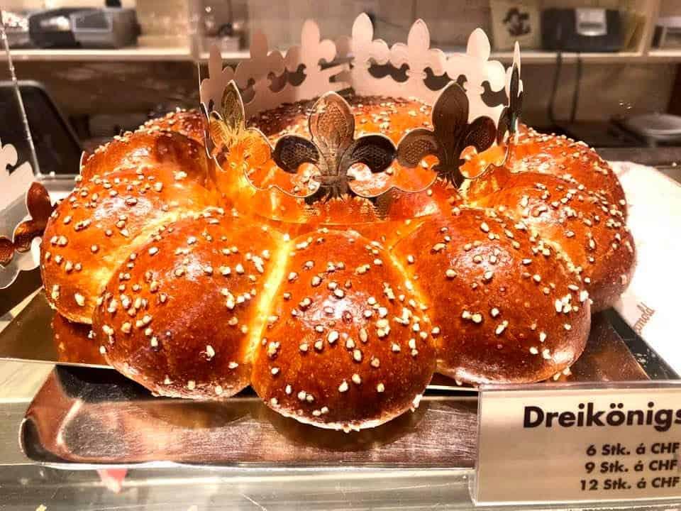Happy Dreikönigstag for 6th January in Switzerland!