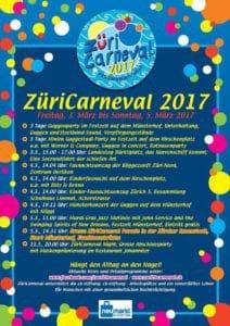 Züri Carneval 2017