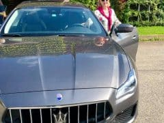 Powering Round the Piedmont with Maserati and Mövenpick Wines