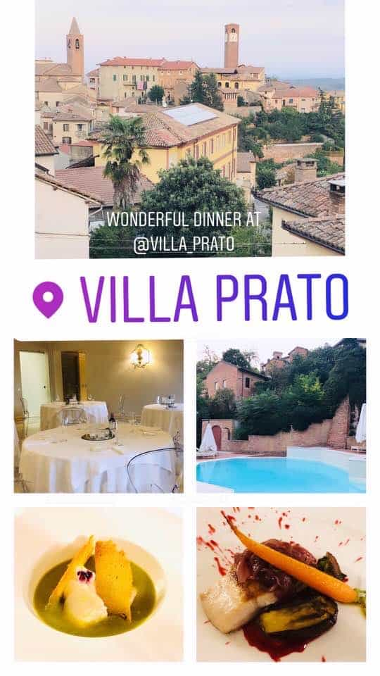 Relais Villa Prato Piedmont Italy