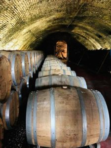 Coppa Winery Piedmont Italy