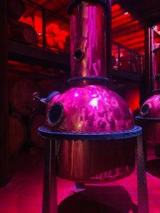 Destillerie Berta Grappa