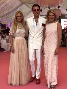 Christa Rigozzi and DJ Antoine & Tanja Wegmann