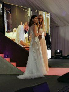 Atossa Meier & Christa Rigozzi at SRK Gala