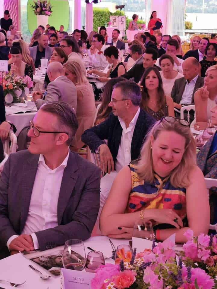 Swiss Red Cross Gala 2019 - Haus Am See Zurich