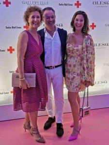 Jan & Regula & Jazzer's Bruckner at Swiss Red Cross Gala 2019