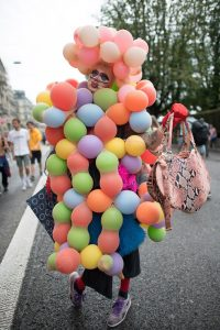 Photos of Street Parade Zurich 2019 - Colours of Unity